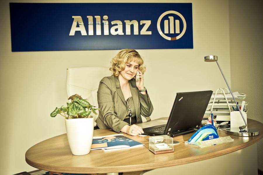 Werbeauftrag / Business- / Fotografie / Allianz / Magdeburg