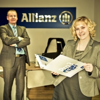 Werbeauftrag / Business- / Fotografie / Allianz / Magdeburg